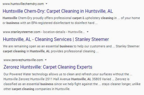 how much does professional carpet cleaning services cost